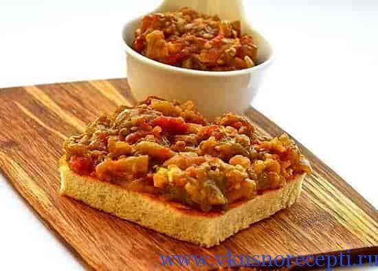 Рецепт краснодарского соуса из помидоров на зиму