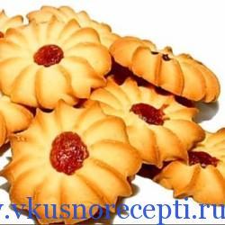 печенье курабье