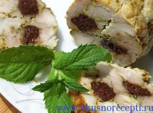 Рецепты приготовления свинины с черносливом