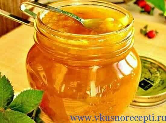 рецепт варенья из дыни с лимоном на зиму