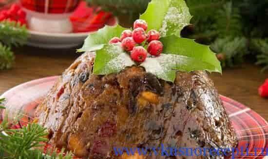 рождественские рецепты