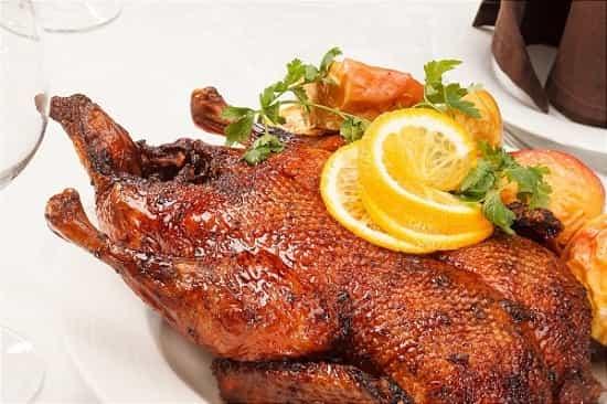 рецепт утки по-пекински с апельсином